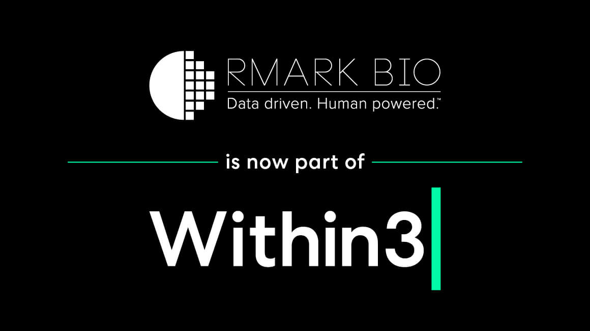 rMark Bio is now part of Within3